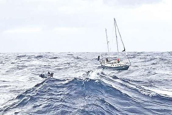 Le calvaire de deux rescapés de la mer