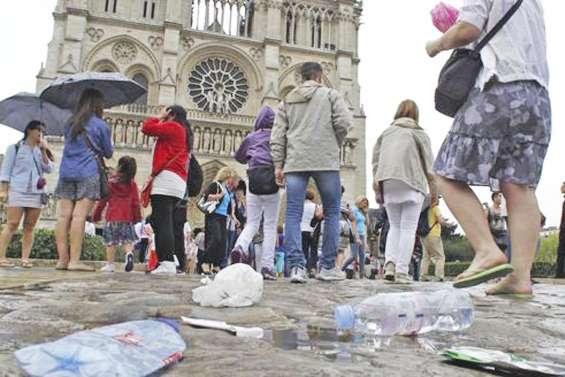 La propreté, le point faible de la capitale