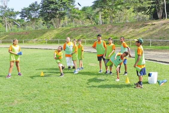 Sport à gogo pour les scolaires