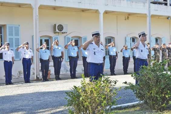 Des gendarmes distingués lors de l'inspection annuelle