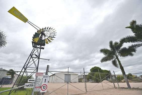 Cyclone : l'armée mobilisée