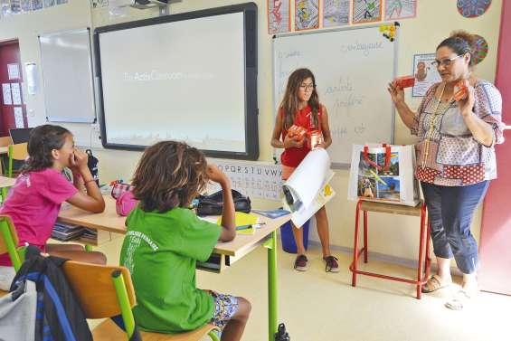 Des appareils antimoustiques en classe