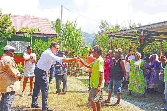 Un chantier d'insertion au service de la tribu de Saint-Michel