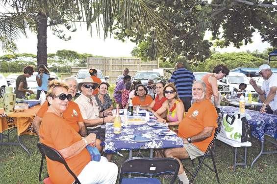 Une journée de l'amitié et du partage à Gouaro