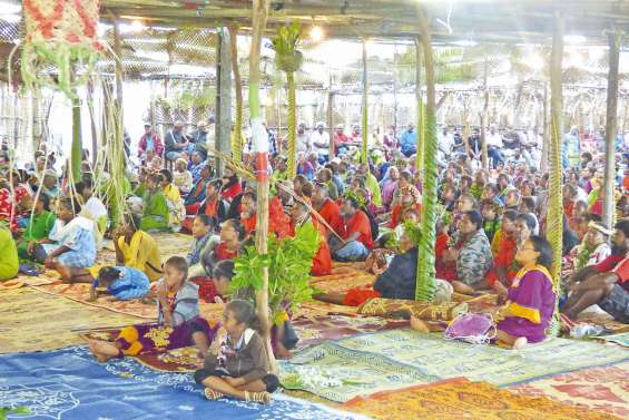 La convention religieuse a rassemblé plus de 3 000 fidèles à Wedrumel