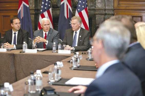 Washington accueillera des migrants de Manus