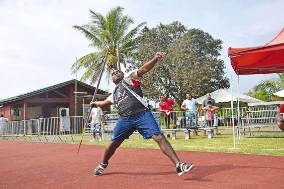 Thierry Washetine de retour en compétition