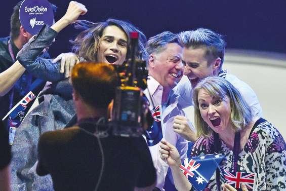 Eurovision : l'Australie ira en finale samedi