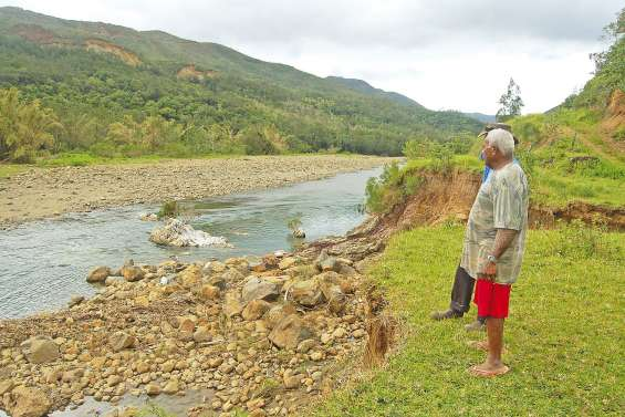 Une étude préalable pour la rivière Mérè