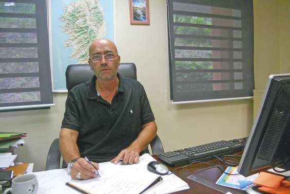 Du Grand Nouméa à La Foa, le nouveau défi d'Eric Franceschini
