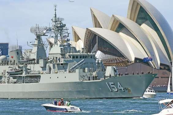 L'Australie veut moderniser sa flotte