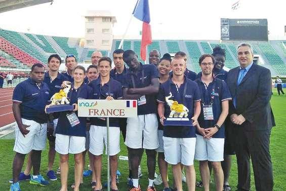 Thierry Washetine perd son titre mondial