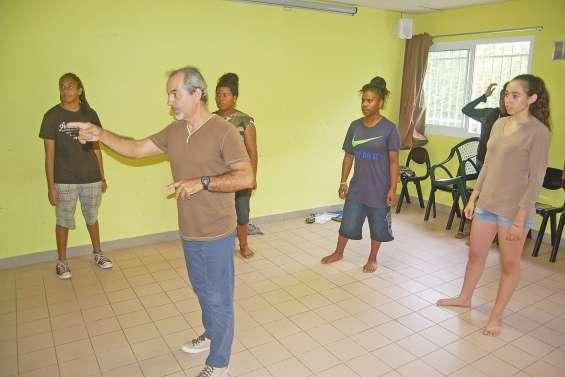 Les activités théâtrales  au cœur du projet éducatif
