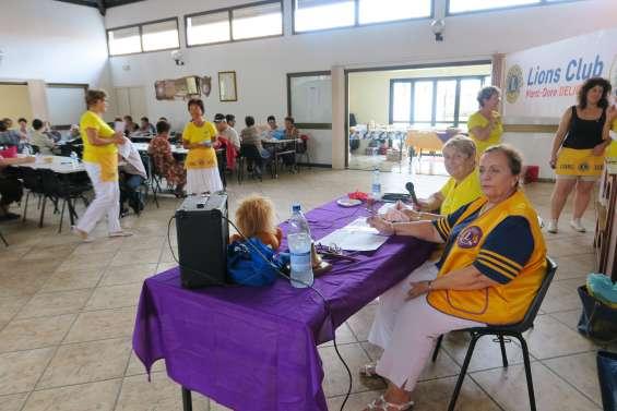Les Lionnes sortent les grilles, au profit des seniors et des handicapés
