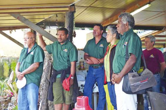 Les arboriculteurs du pays se sont retrouvés à Luecila