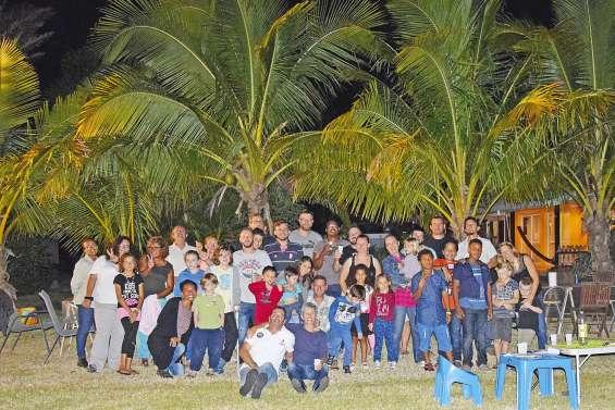 Les voisins ont leur fête à Tipenga