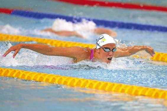 Lara Grangeon reste la plus forte sur 200 m papillon