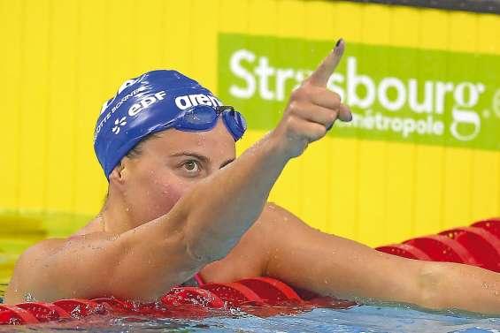 Charlotte Bonnet nagera à Budapest