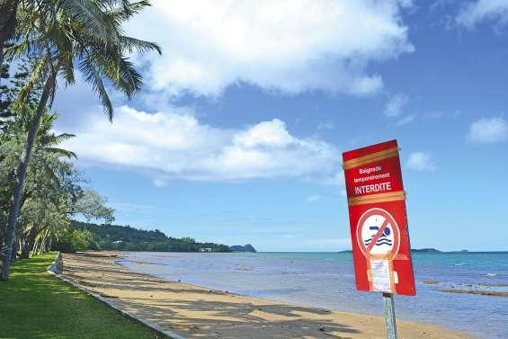 La plage du Vallon-Dore demeure fermée jusqu'à nouvel ordre