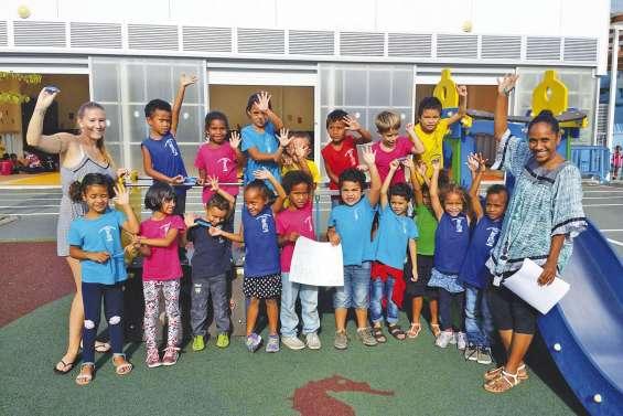Les enfants solidaires avec Nino
