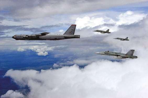 Canberra reprend ses opérations en Syrie