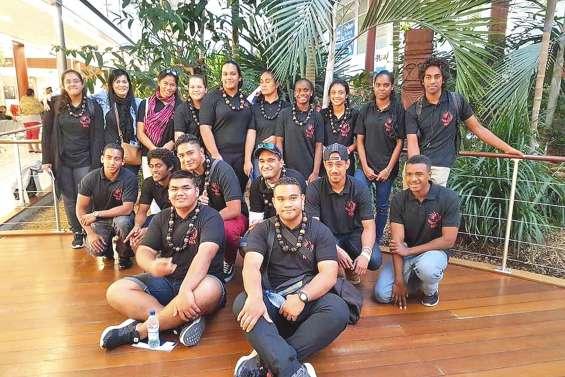 Les Cagous sont à Suva
