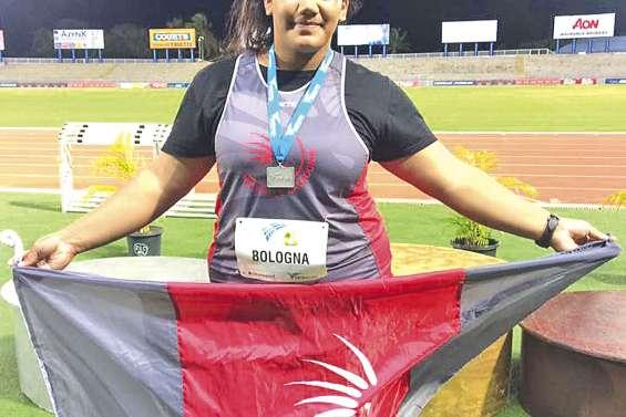 Ashley Bologna, 17 ans,a rendez-vous au Kenya