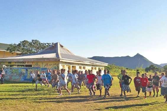 Deux cents élèves ont participé au cross des collèges