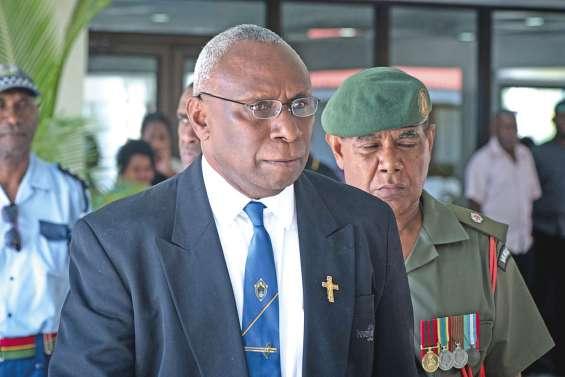 Tallis Obed Moses, pasteur et président