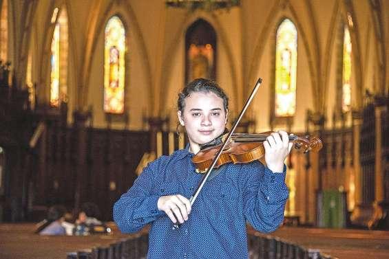 Maël Nguyen, 15 ans, violoniste au parcours fulgurant