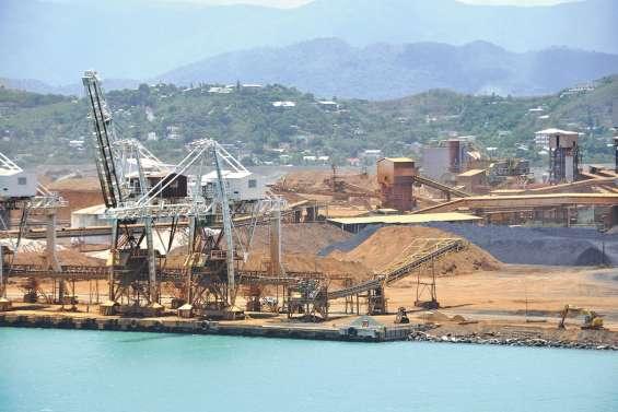 Minerai : la SLN lance « un plan de rattrapage »