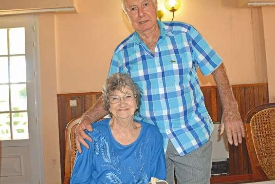 55 ans de mariage dans le partage