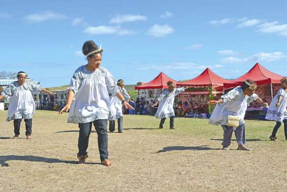 La 5e étape du Festival des arts  du pays s'est jouée au fort Téremba