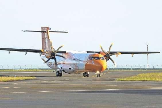 Deux nouveaux ATR-72-600 avant la fin de l'année