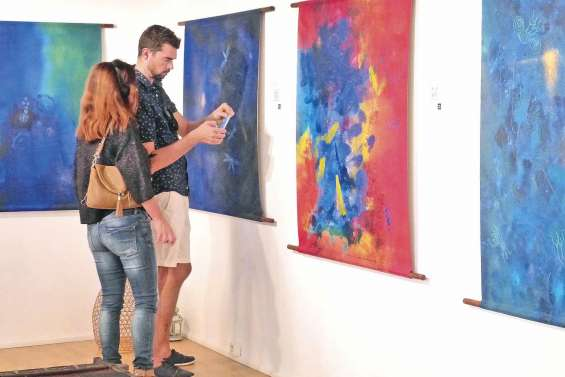 L'exposition de Béatrice Camallonga reviendra à Lifou