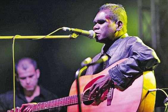 Gurrumul, la voix aborigène, s'est éteint