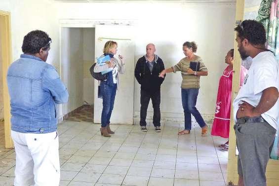 Un premier bureau  jeunesse à Qanono