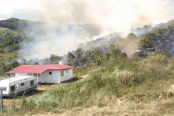 La Foa prend des  mesures contre les feux