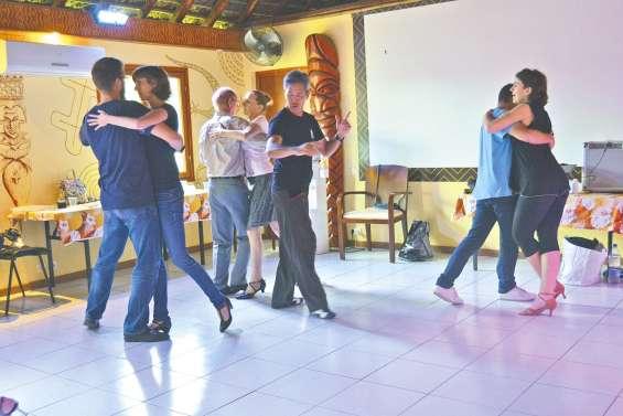 Incursion dans le tango nuevo