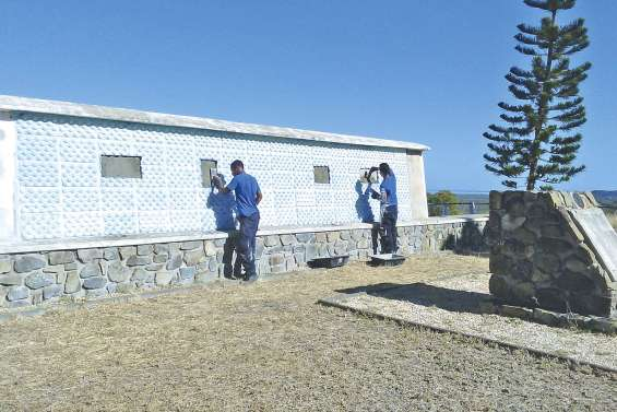 Le mémorial de la plaine des Gaïacs s'offre un lifting
