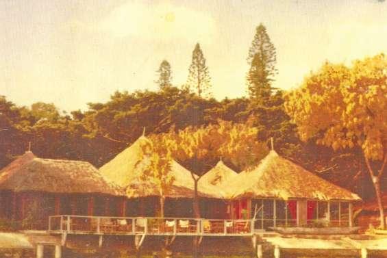 Retour sur l'histoire  du tourisme à l'île des Pins