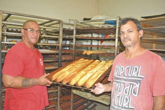 Landry ou la passion du pain