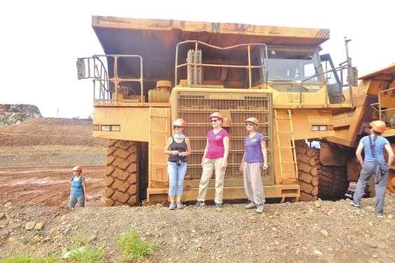 Des places encore disponibles  pour la visite de la mine