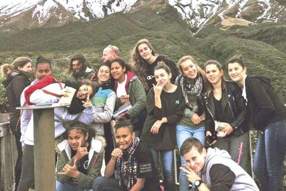 Une amitié soignée  avec la Nouvelle-Zélande