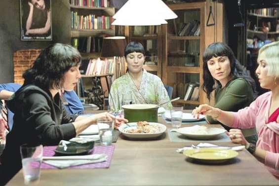 Sept sœurs, une seule actrice  sans faille