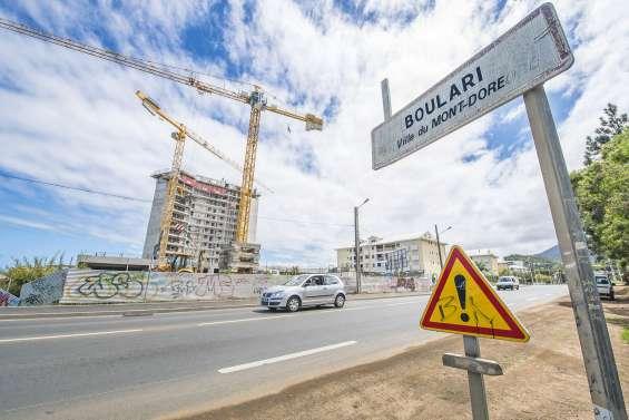 Boulari a son premier gratte-ciel