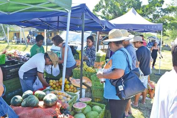 Le grand marché paysan revient à Nessadiou