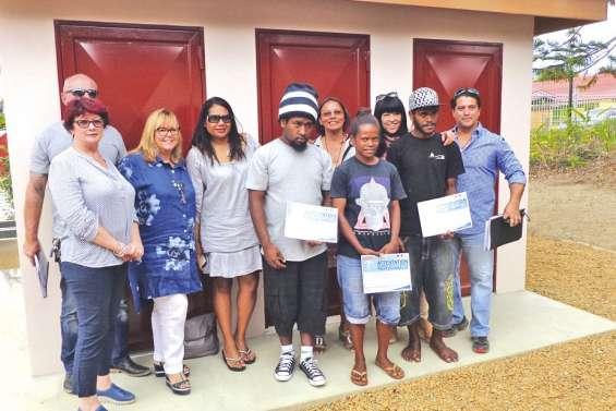 Ces chantiers jeunes qui rendent service à la communauté
