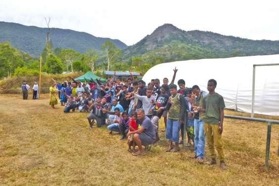 Rencontres entre jeunes  pour « bâtir sur du solide »