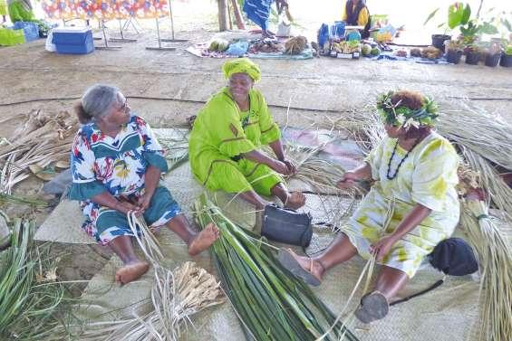 La tribu de Hmelek met à l'honneur le savoir-faire des femmes